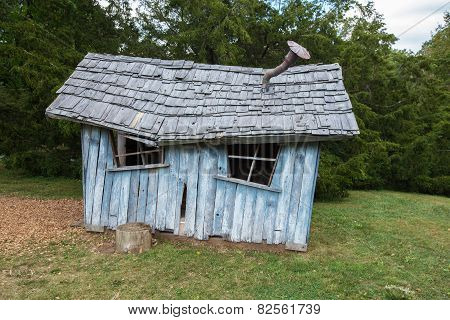 Ruined Shed