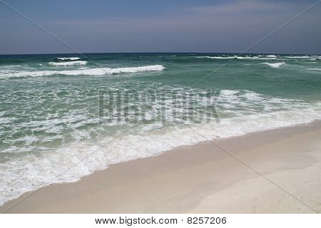 Pristine White Sand Beach