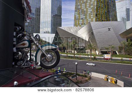 Las Vegas Harley Davidson Cafe
