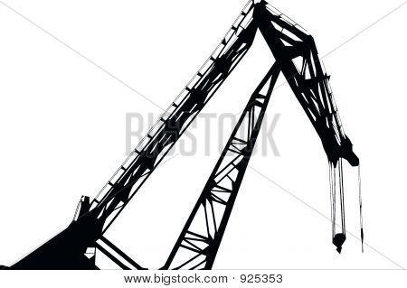 Cranesilhouette