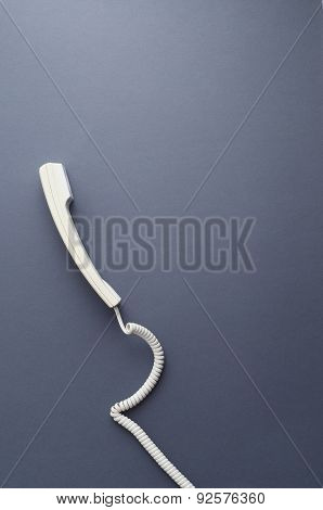 Old Home Telephone Receiver