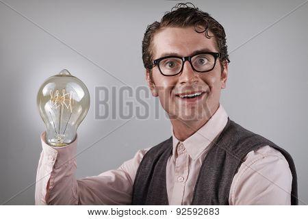 Lightbulb Hands