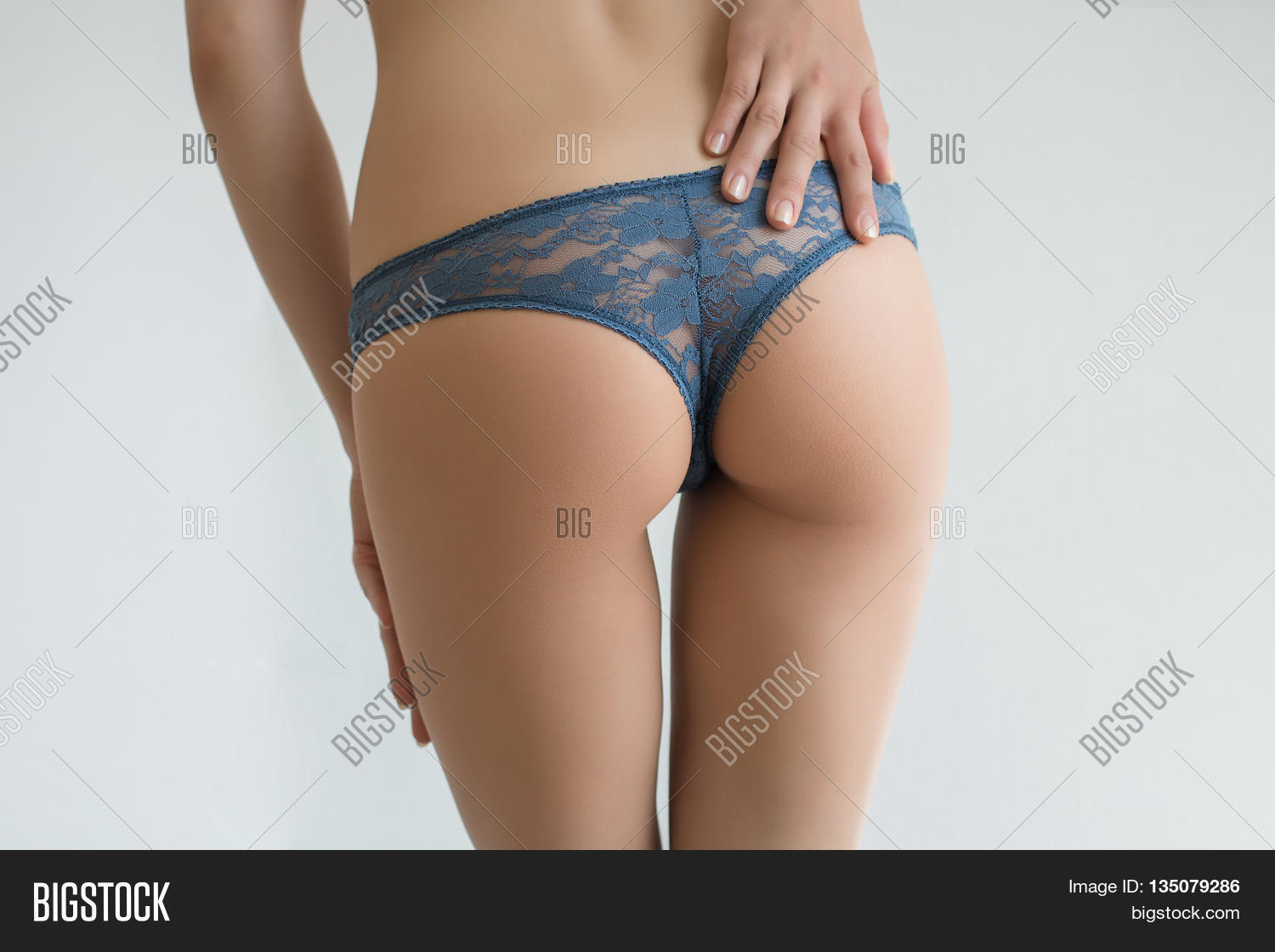 sexy curves girl butt, without image & photo | bigstock