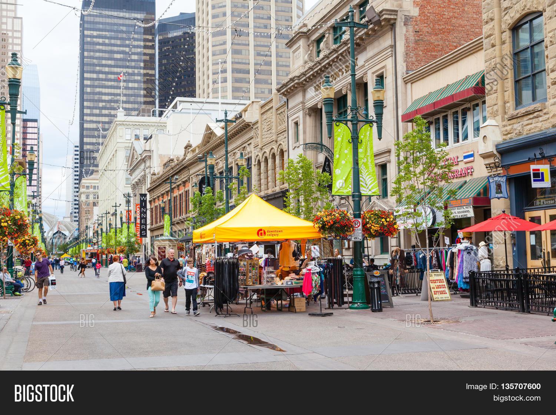 CALGARY, CANADA - JUNE Image & Photo (Free Trial) | Bigstock