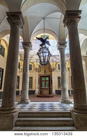 Palazzo Gio Battista Spinola In Genoa