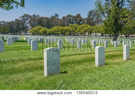 National Military Cemetery