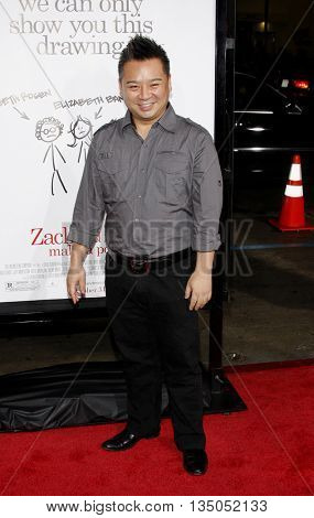 Rex Lee at the Los Angeles premiere of 'Zack and Miri Make a Porno' held at the Grauman's Chinese Theater in Hollywood, USA on October 20, 2008.