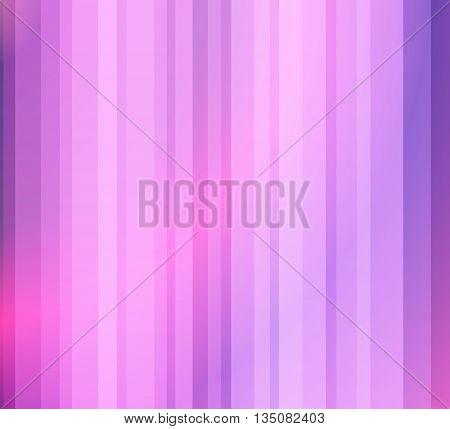 Lights of Aurora Borealis Vector Abstract Purple Background