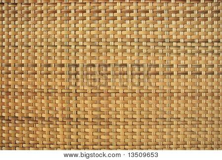 rattan weave background