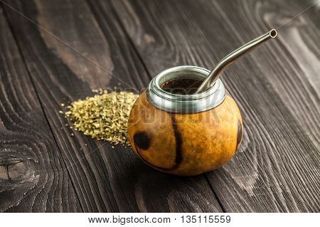 Traditional Mate Tea