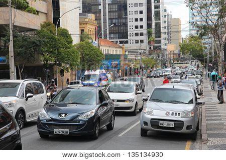 Traffic In Brazil