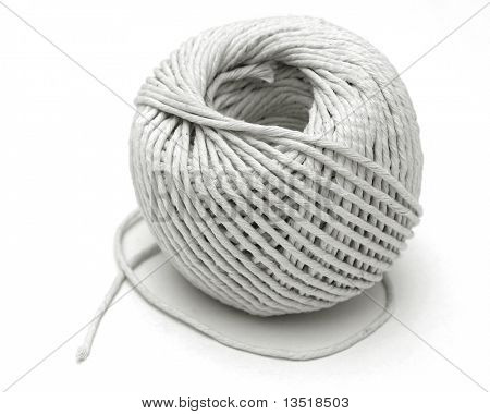 a roll of cord
