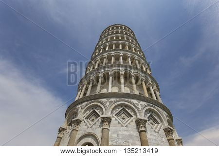 Tower Of Pisa, Toscana, Italy
