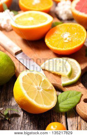 citrous fruit