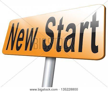 New Start