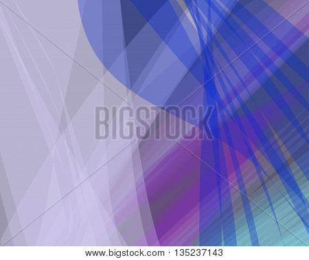 Colorful abstract vector background banner transparent wave lines shapes for brochure website flyer design and business card. Blue smoke wave form. Purple wavy shapes background striped.