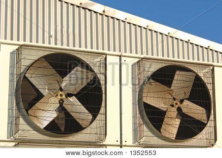 Acondicionador de aire industrial