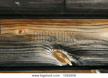 Texture Background - Wood Grain & Knots