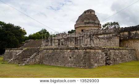 El Caracol (The Observatory) at Chichen Itza