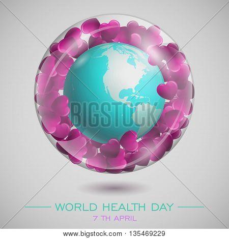Bubble Globe3