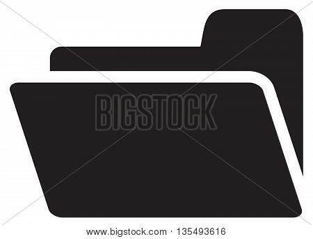 Folder icon file simplicity symbol sign business