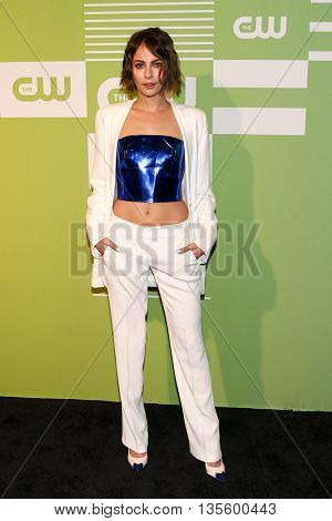 NEW YORK, NY - MAY 14: Actress Willa Holland attends the 2015 CW Network Upfront Presentation at the London Hotel on May 14, 2015 in New York City.