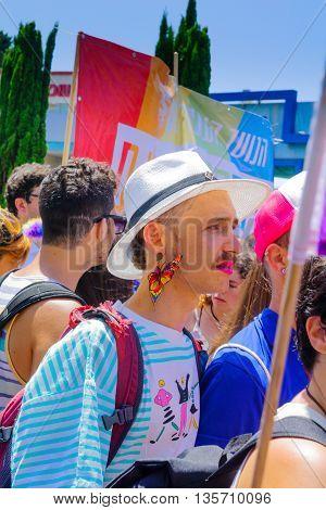 Haifa Pride Parade 2016