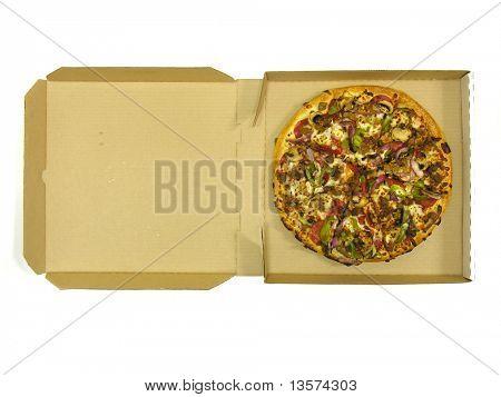 Full Pizza in Box