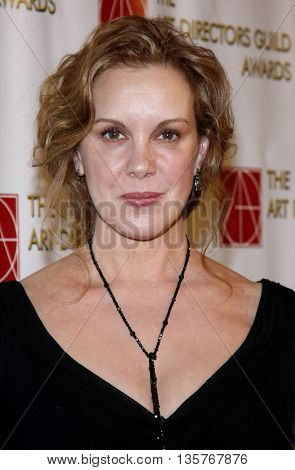 Elizabeth Perkins at the 13th Annual Art Directors Guild Awards held at the Beverly Hilton Hotel in Beverly Hills, USA on February 14, 2009.