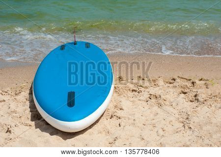 Sup Stand Up Paddle Board Beach03