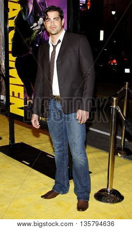Jesse Metcalfe at the Los Angeles premiere of 'Watchmen' held at the Grauman's Chinese Theater in Hollywood, USA on March 3, 2009.