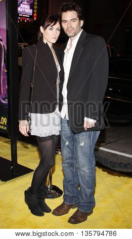 Billy Burke at the Los Angeles premiere of 'Watchmen' held at the Grauman's Chinese Theater in Hollywood, USA on March 3, 2009.