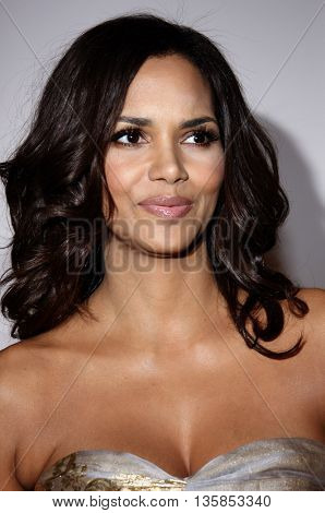 Halle Berry at the Essence Black Women in Hollywood Luncheon held at the Beverly Hills Hotel in Beverly Hills, USA on February 19, 2009.