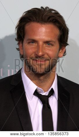 Bradley Cooper at the World premiere of 'He's Just Not That Into You' held at the Grauman's Chinese Theater in Hollywood, USA on February 2, 2009.