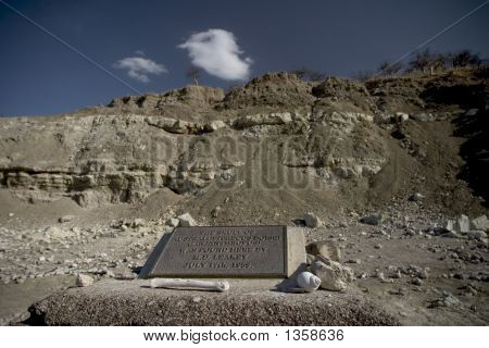 Olduvai Gorge In Tanzania