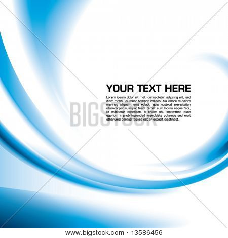 Vector background abstract motion