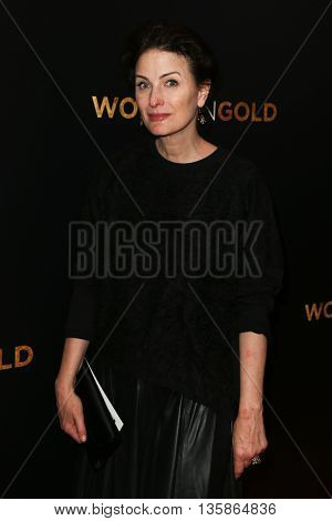 NEW YORK-MAR 30: JPMorgan Chase Managing Director of Investment Banking Marina Rust Connor attends the
