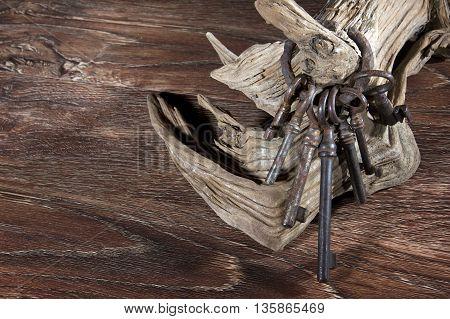 Ancient Keys .