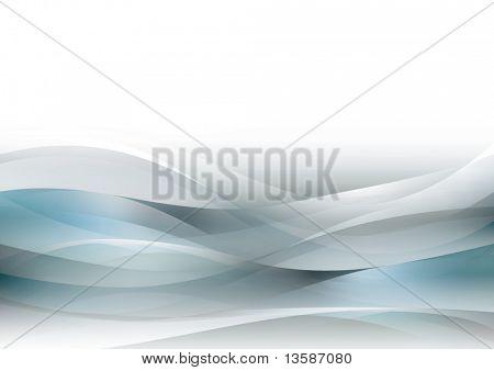 Pozadí abstraktní vlna