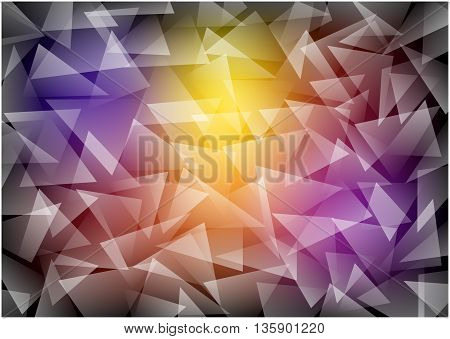 the abstract colorful background with multicolor background