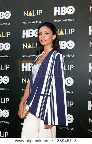 LOS ANGELES - JUN 25:  Bianca A. Santos at the NALIP 2016 Latino Media Awards at the The Dolby on June 25, 2016 in Los Angeles, CA