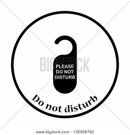 Don't Disturb Tag Icon