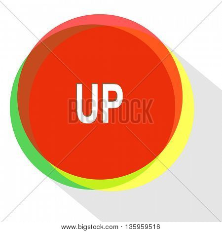 up Vector icon.