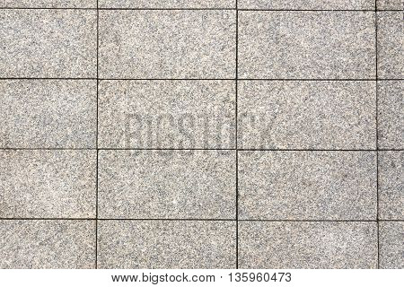 Sett texture made of marble blocks. Abstract background