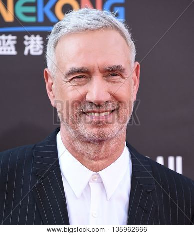 LOS ANGELES - JUN 20:  Roland Emmerich arrives to the