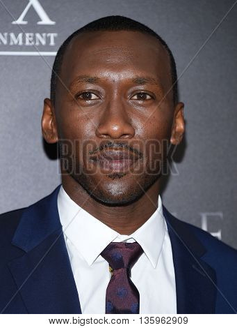 LOS ANGELES - JUN 21:  Mahershala Ali arrives to the