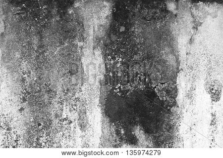 dirty concrete wall with grunge texture, background