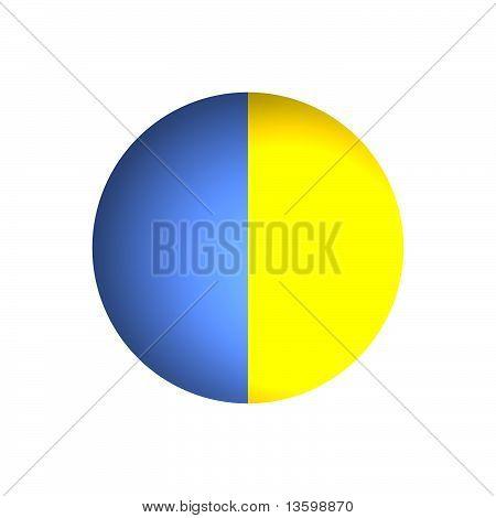50% Business Pie Chart