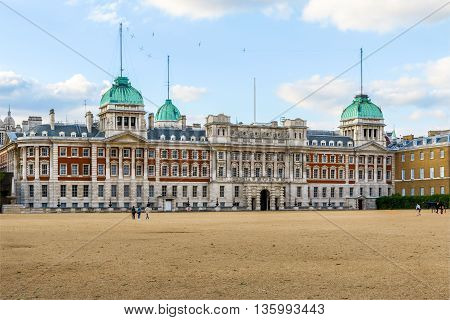 Old Admiralty Building In London