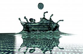 Concept Of Data Pool An Ocean Of Information